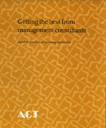 [Management Consultants cover]